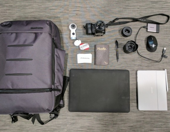 What's In My Tech Bag? Manfrotto Edition