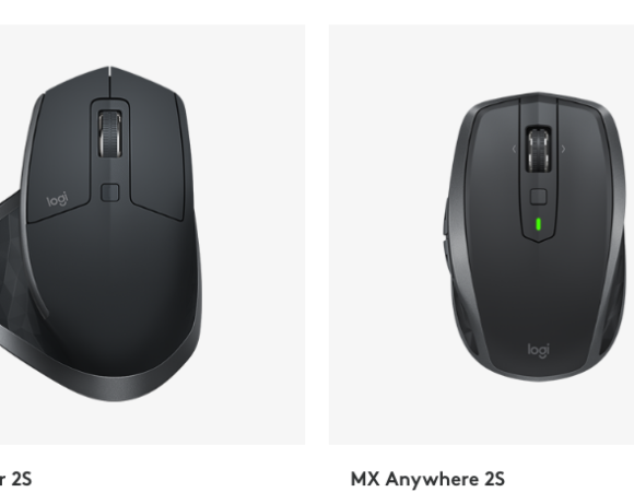 Logitech Updated Their Best Mice w/ The MX Master 2S & MX Anywhere 2S