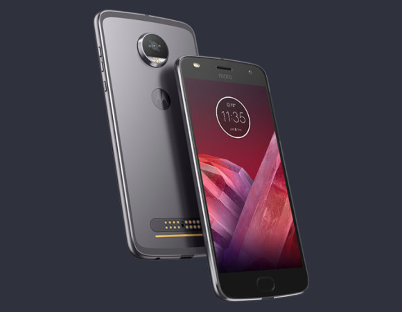 Verizon's Moto Z2 Play Is Official, Arriving This July