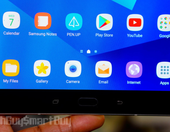 Samsung Galaxy Tab S3: This Might Be The Last Great Android Tablet