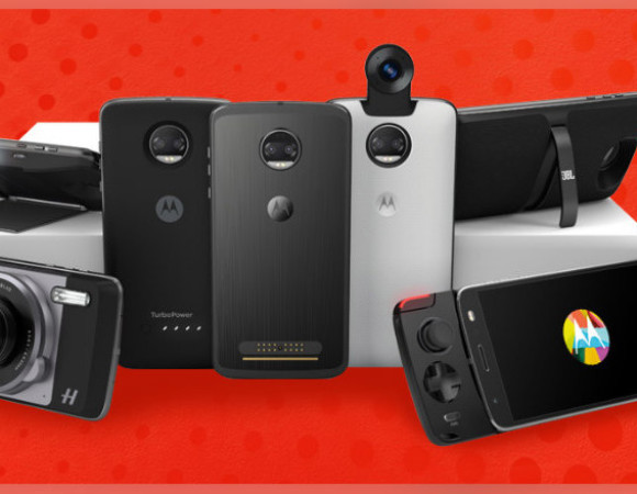 Motorola Makes The Moto Z2 Force Official, Coming To All 4 Carriers