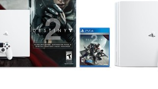 You Can Now Get The PS4 Pro In White w/ This Destiny 2 Bundle