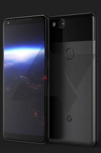 This Could Be The Sexy New Google Pixel XL For 2017