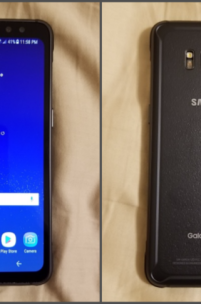 Our 1st Look At The Samsung Galaxy S8 Active