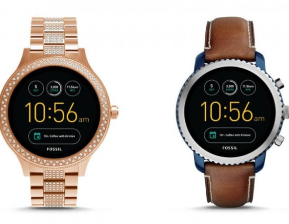 You Can Now Pre-Order The Fossil Q Venture & Explorist w/o A Flat Tire