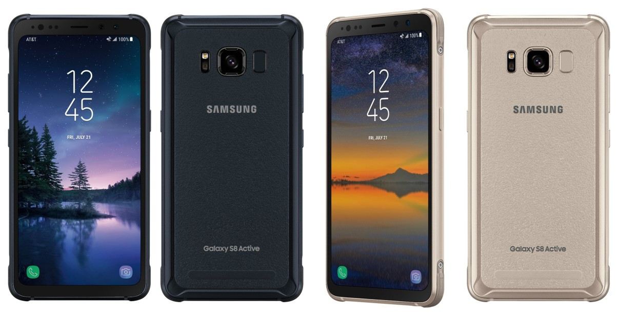 Galaxy S8 active official
