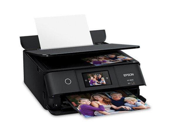 Meet Epson's Newest All-In-One Printer: The Expression Photo XP 8500