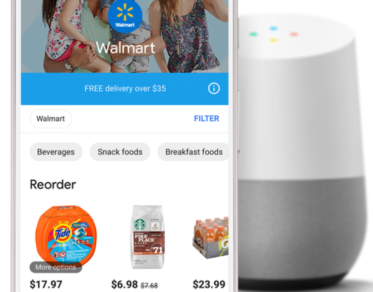 Google & Walmart Team Up To Bring Google Express Deliveries More Places