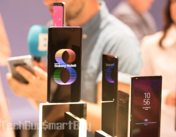 Samsung Sets Record Numbers w/ Galaxy Note 8 Pre-Orders
