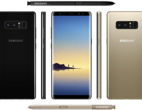 This Is The Galaxy Note 8