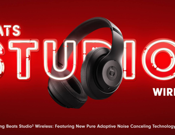 The New Beats Studio 3 Wireless Adds The W1 Chip, Improved Battery Life & Noise-Cancellation