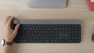 Logitech Made A Smart Keyboard For You Creative Beings Out There