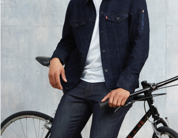 The Levi Project Jacquard Smart Jacket Arrives This Week For $350