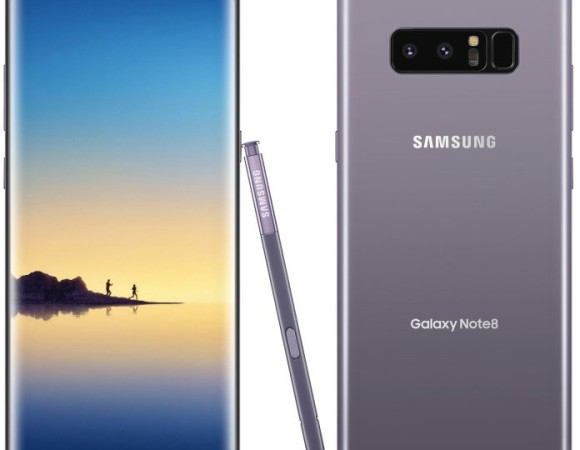 Want To Win A Galaxy Note 8?  We Got You Covered