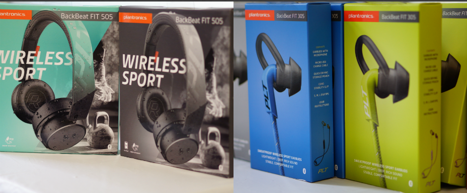 62feecd1a39 Plantronics Adds More Fitness Options w/ The Backbeat Fit 300 & 500 Series