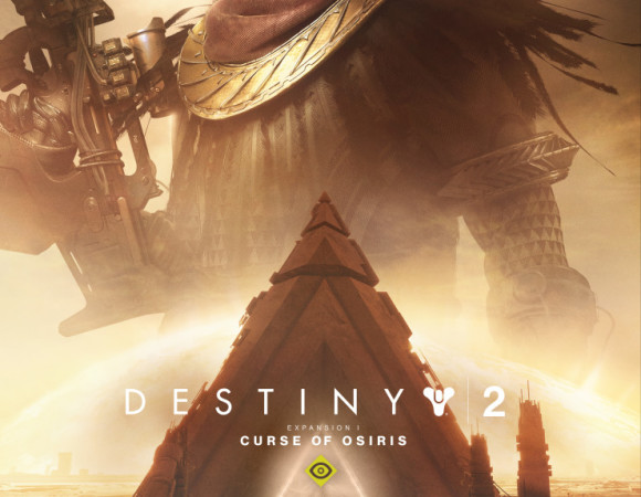 The 1st DLC Expansion For Destiny 2: The Curse Of Osiris Comes On 12/5