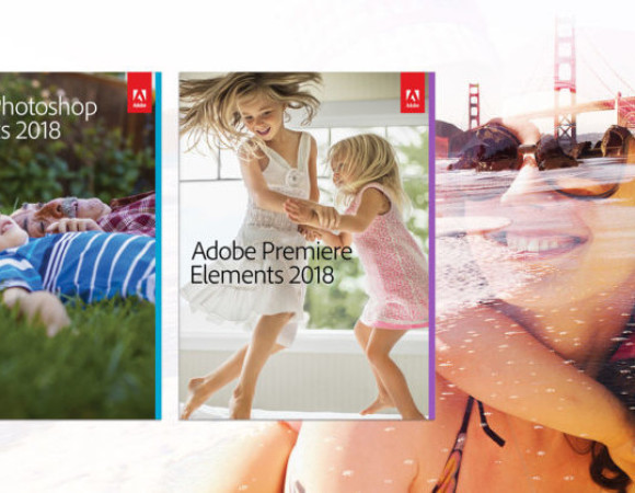Adobe Photoshop & Premiere Elements 2018 Can Fix Closed Eyes, Auto Curate, Smart Trim & More