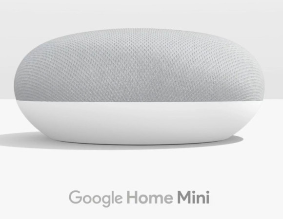 Google Home Gets A Little Sibling w/ The Google Home Mini #MadeByGoogle
