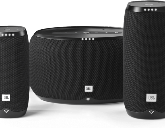 JBL Link: The 1st Smart Speaker Powered By Google Assistant