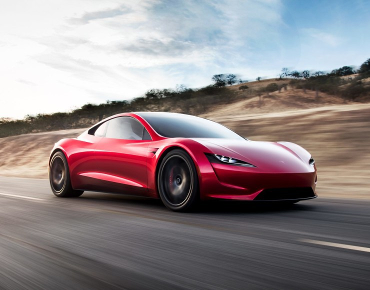 Tesla Finally Refreshes Their Roadster