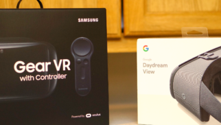 Which One Do You Want: Samsung Gear VR Or Google Daydream View?