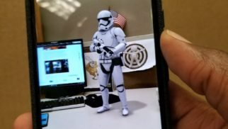 AR Stickers For Star Wars & Stranger Things Arrive On The Pixel 2/2 XL