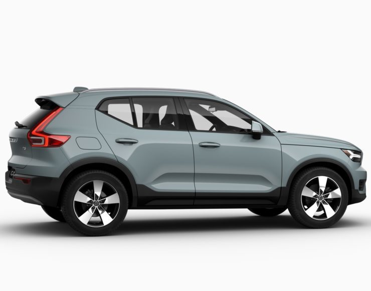 Subscriptions Will Be The New Car Leases w/ The Volvo XC40 Momentum #LAAS2017