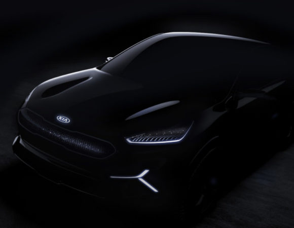 Say Hello To Kia's All-Electric Niro Concept Car #CES2018