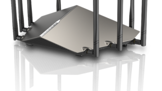 D-Link Leads The Charge Of New Routers Supporting Faster 802.11ax Speeds #CES2018