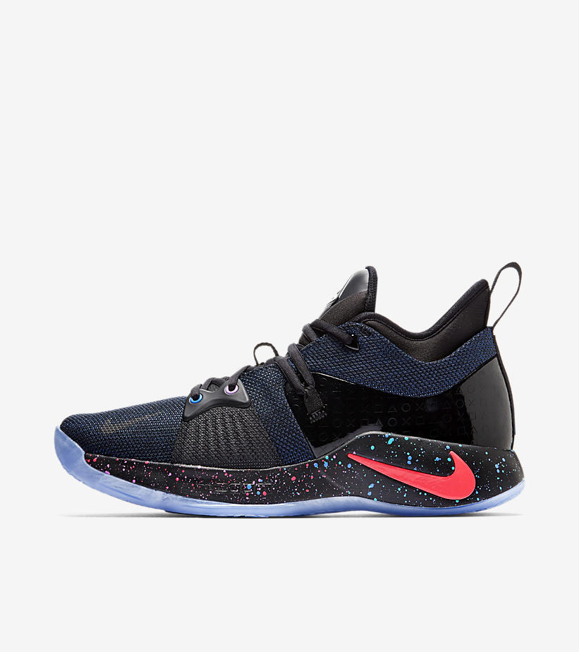 14a09bdc6ada PlayStation sneakers  Yeah. I know. Nike   Paul George teamed up once again  for their 2nd signature shoe w  the PG2. These are modeled after the Nike  Zoom ...