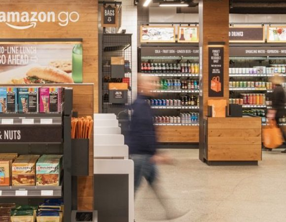 Amazon's Checkout-Free Go Stores Is Now Open...In Seattle