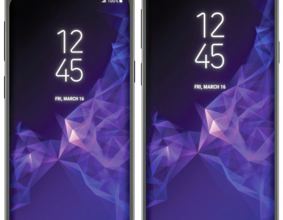 The Galaxy S9 May Offer Intelligent Scan: A Mix Of Iris Scanning & Facial Recognition