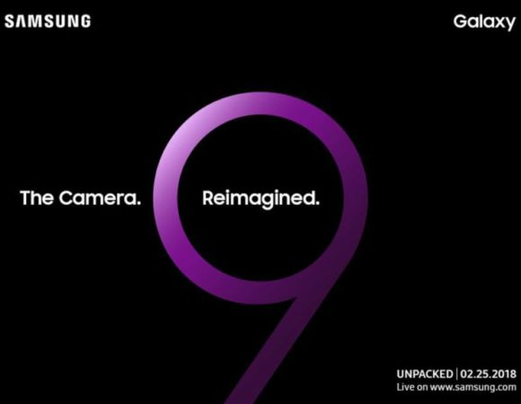 Samsung Teases 3D Emojis & 960fps Slow Motion For The Galaxy S9