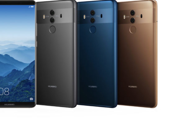 Huawei Will Be Selling The Mate 10 Pro Unlocked In The US Next Month #CES2018