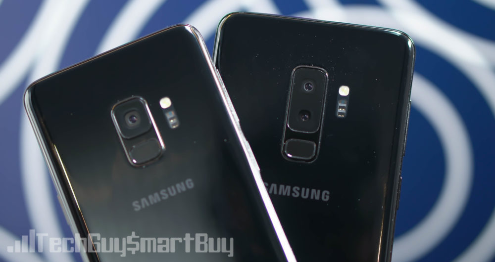 Buy One Samsung Galaxy S9/S9+ At Verizon & Get One For Free