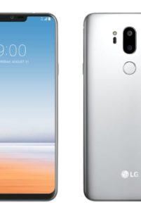 A Better Look At The LG G7 & Its Notch