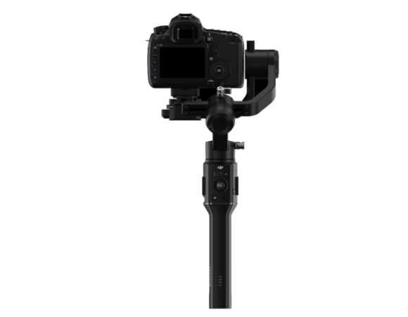 DJI's Ronin-S One-Hand Stabilizer Costs $700 & Pre-Orders Kick Off Now