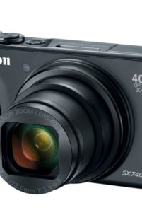 Canon Takes On The Sony RX100 w/ The 4K-Capable PowerShot SX740 HS