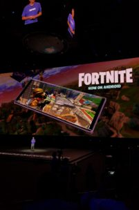 Fortnite Arrives To Android, Galaxy Devices Get The Exclusives Though