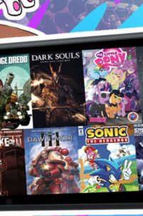 This App Will Allow You To Read Comics On Your Nintendo Switch