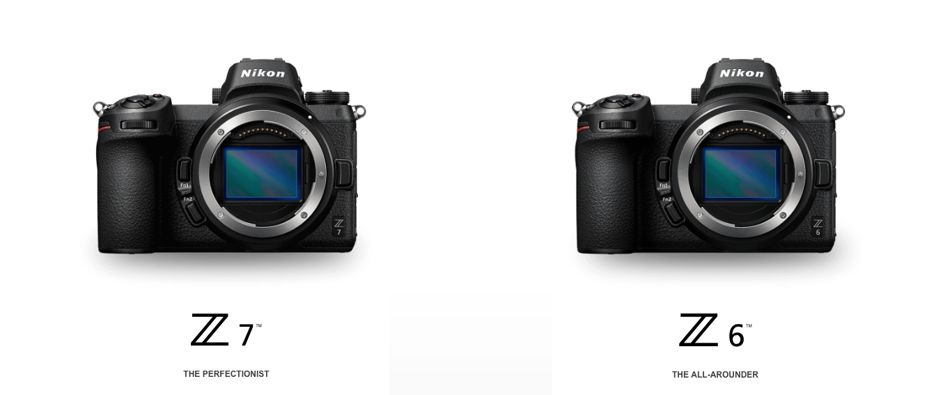 Introducing The New Full-Frame Mirrorless Shooters From Nikon: The ...