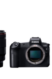 Canon Joins The Full-Frame Mirrorless Game w/ The EOS R Camera System