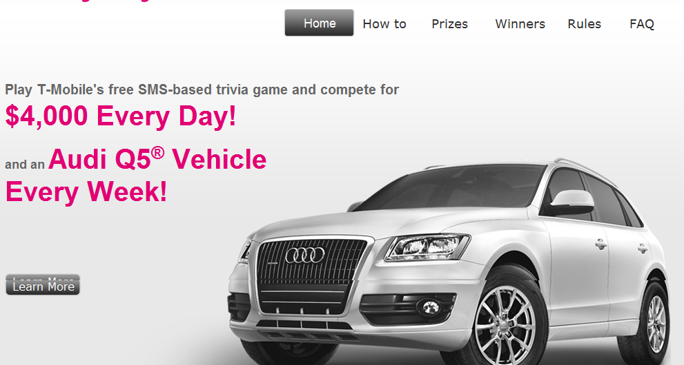 T-Mobile Has A New 4G PayDay Contest Where You Can Win
