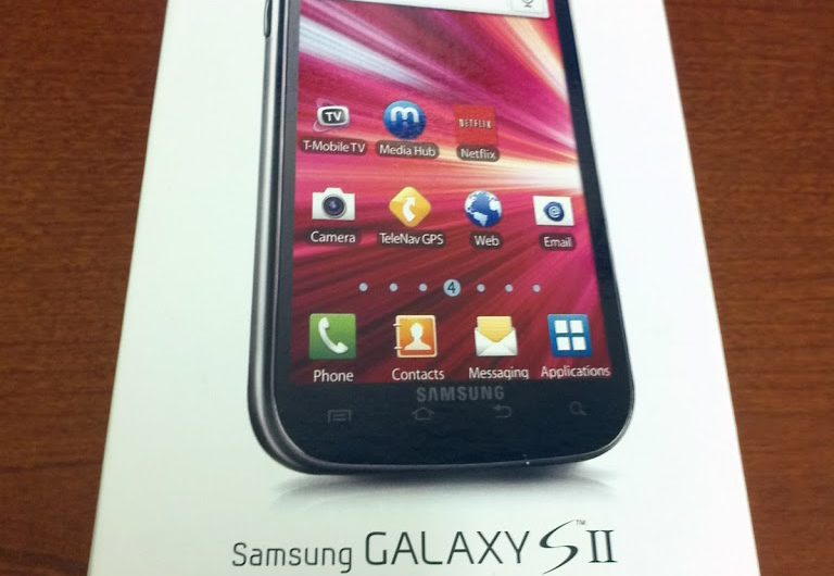 The Android 4 0 Update For T-Mobile's Galaxy S II Is Now