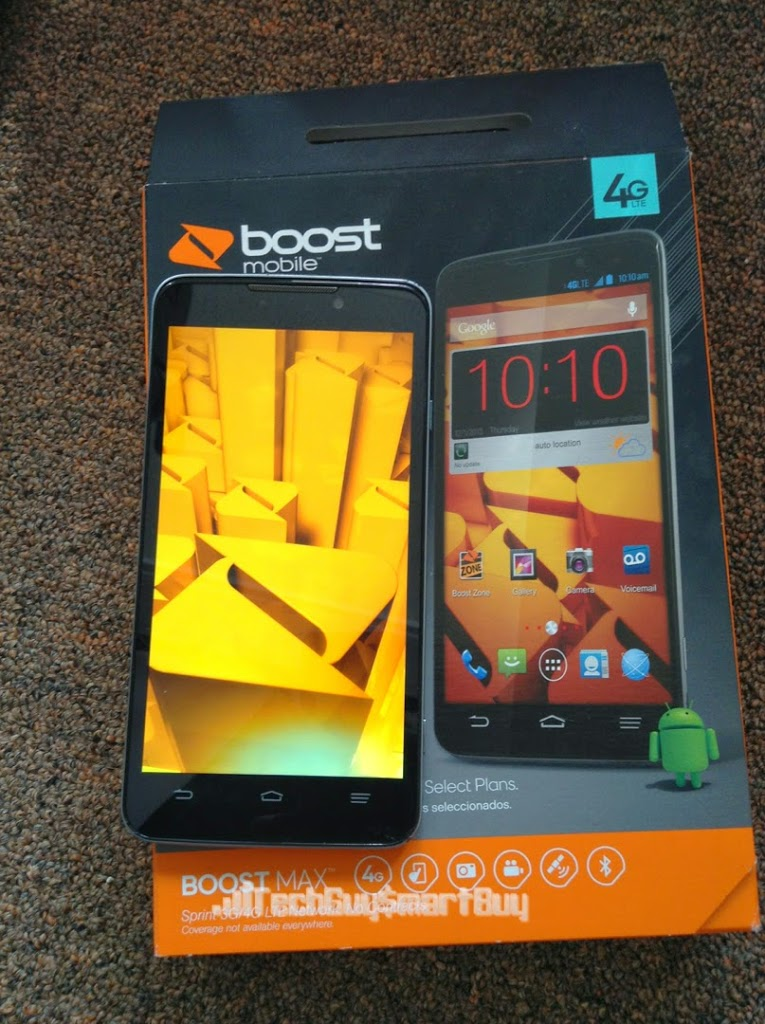 Review: Boost MAX for Boost Mobile –