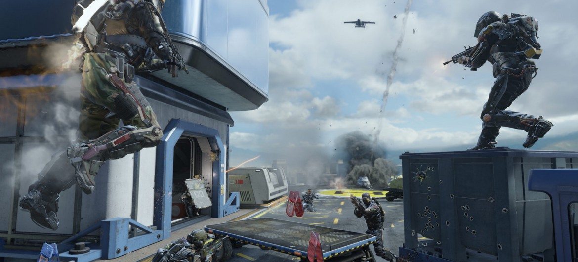 Review: Call Of Duty Advanced Warfare For The Xbox One –