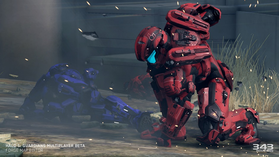 Split Screen Multiplayer & LAN Support Not Supported For Halo 5