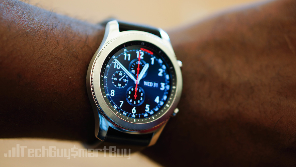 The Upcoming Samsung Gear S4 May Run on Wear OS & Not Tizen