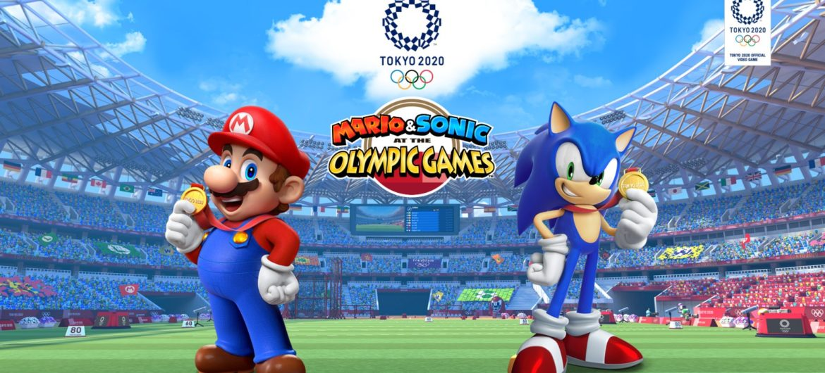 Free Games 2020.Win A Free Copy For Mario Sonic At The Olympic Games Tokyo